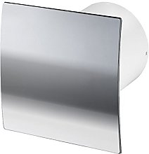 "Bathroom Extractor Fan 125mm / 5"" with Non"