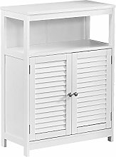 Bathroom Free Standing Cabinet for Toilet Unit