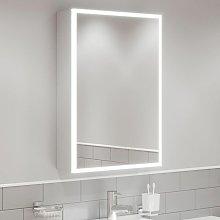 Bathroom LED Mirror Cabinet Illuminated Demister