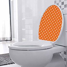 Bathroom Sticker Aquarium Fauna Pattern House