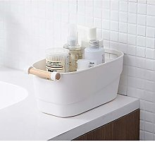 Bathroom storage baskets box small organiser