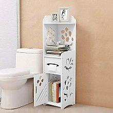 Bathroom Storage Cabinet Floor Standing Waterproof