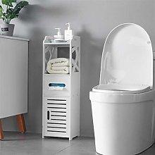 Bathroom Storage Cabinet, Free Standing Waterproof