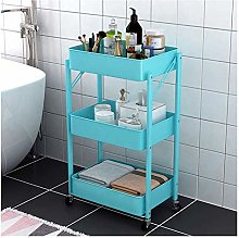 Bathroom Storage Shelf Folding Kitchen Storage