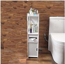 Bathroom Storage Unit Drawers Organisation Shelves
