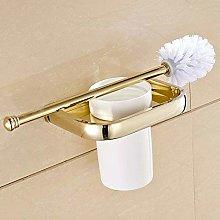 Bathroom Supplies All Copper Jade Golden Toilet