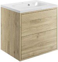Bathrooms To Love - BTL Perla 600mm 2 Drawer Wall
