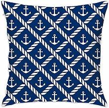 BathWang Square Throw Pillow Covers - Velvet