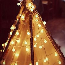 Battery Operated Fairy String Lights, Led Mini