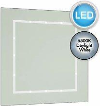 Battery Operated LED Illuminated Bathroom 400mm