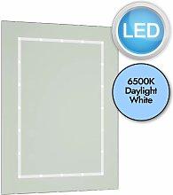 Battery Operated LED Illuminated Bathroom 600mm