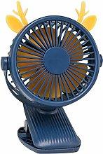 Battery Portable Water Spray Mist Fan Electric USB