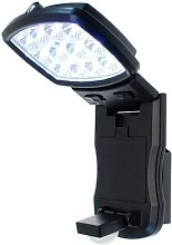 Battery Powered LED Security Light [012-0730]