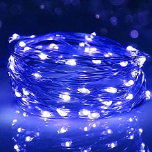Battery Powered String Lights,Cshare 9.8ft/3m