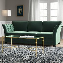 Battle Creek 3 Seater Chesterfield Sofa Ophelia &
