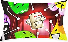 Battle For Bfdi1pc Room, Sofa Pillowcase,