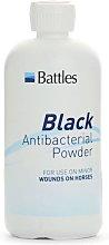 Battles Black Powder For Horses (125g) (White)