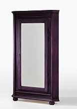 Batton 1 Door Corner Wardrobe Rosalind Wheeler