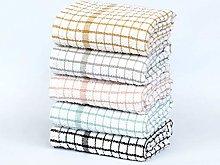 BAVIN 100% Egyptian Cotton Terry Tea Towels Waffle