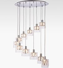 Bay Lighting Nina 12 Pendant Cluster Ceiling