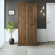 Bayberry 1 Door Wardrobe August Grove