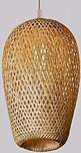 BAYCHEER Ceiling Lampshade Natural Bamboo Lamp