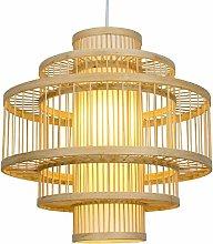 BAYCHEER Drum Single Pendant Light Multi Tiers