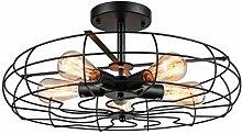 BAYCHEER E27 220V Celling Fan Light Chandelier