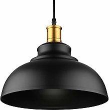 BAYCHEER Industrial E27 30cm Pendant Light Metal