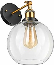 BAYCHEER Industrial Edison Vintage Style 1-Light