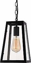 BAYCHEER Lantern Retro Vintage Hanging Lamp