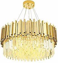 BAYCHEER Modern Round Hanging Lamp Chandelier LED