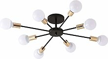 BAYCHEER Sputnik Ceiling Lamp Modern Pendant Lamp