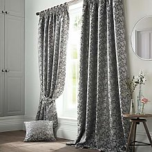 Bayford Modern Fully Lined Pencil Pleat Curtains