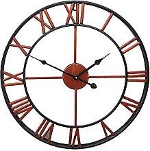bayrick Large Outdoor Garden Wall Clock Big Roman