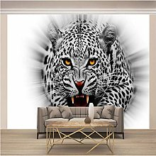Bbaodan Wall Murals Animal Leopard Mural Wallpaper
