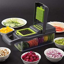 BBGSFDC 7 in 1 Multifunction Vegetable Cutter Food