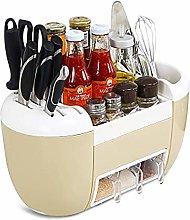 BBGSFDC Multifunctional Detachable Spice Storage