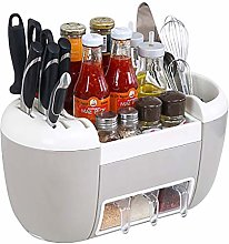 BBGSFDC Multifunctional Detachable Spice Storage