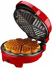 BBGSFDC Waffle Maker with Removable Plates Morning