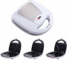 BBGSFDC Waffle Maker with Removable Plates