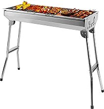 BBQ Charcoal Grill Portable Foldable Barbecue