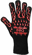 BBQ Gloves for A Smoker, Oven Gloves1472℉