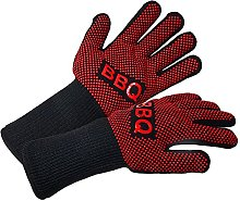 BBQ Gloves Heat Resistant Barbecue Grill Glove