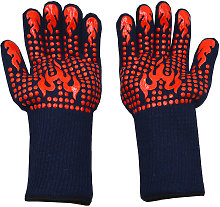 BBQ Gloves Oven Gloves Heat Resistant Gloves up to