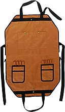 BBQ Grill Apron, Oxford Cloth Cooking Apron with