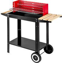 BBQ grill - black/red