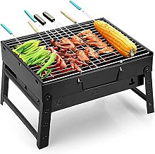 BBQ Grill, Charcoal Barbecue Grill Portable