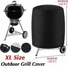 BBQ Grill Cover Waterproof Round Garden Patio