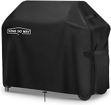 BBQ Grill Covers Heavy Duty Waterproof Gas Smoker